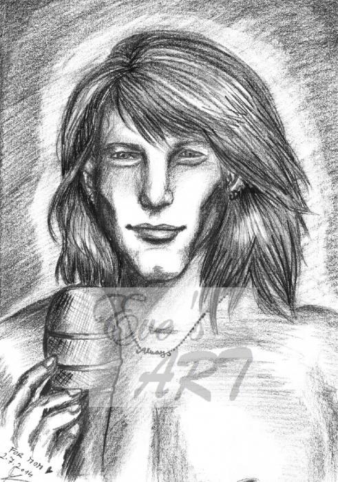 Jon Bon Jovi by Narnia